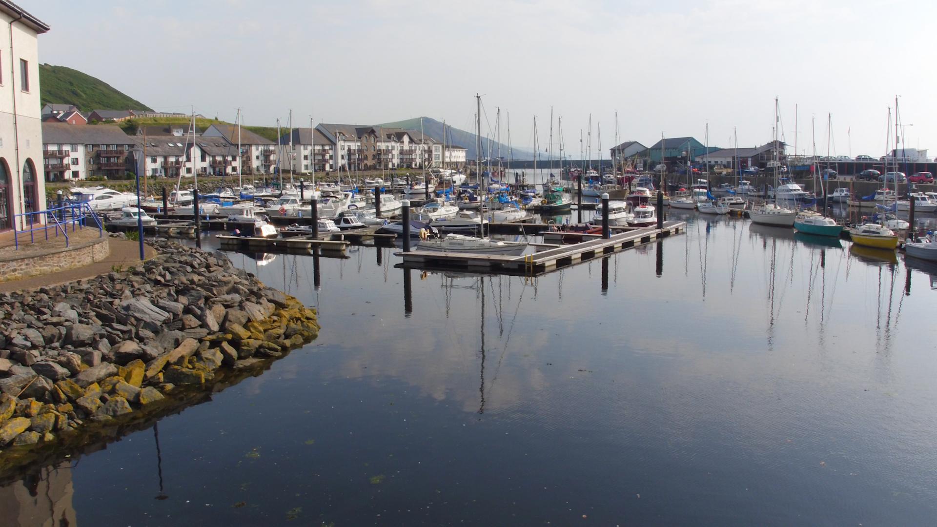 Aberystwyth Marina The Marine Group