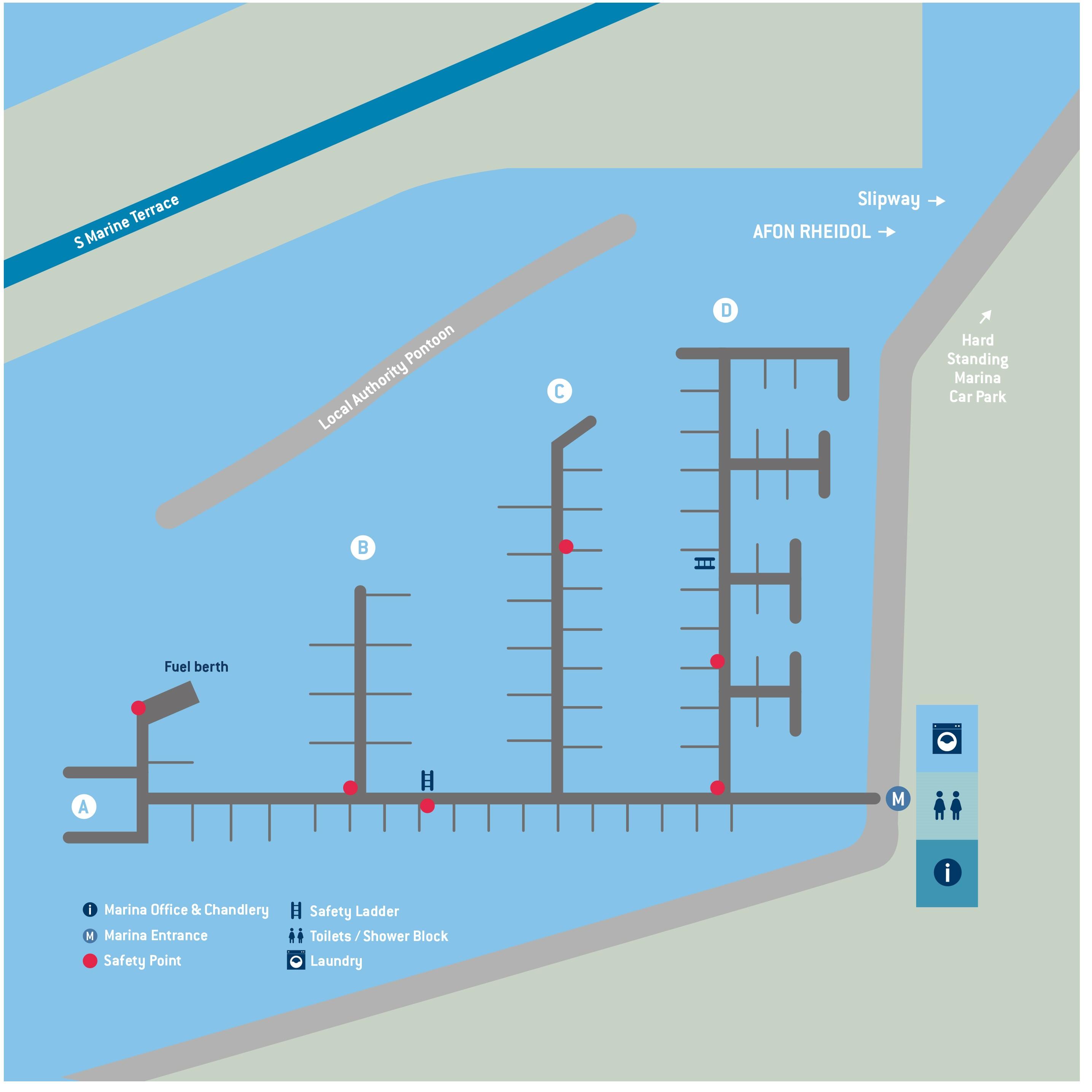 Aberystwyth marina plan