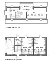 RNLI building plan
