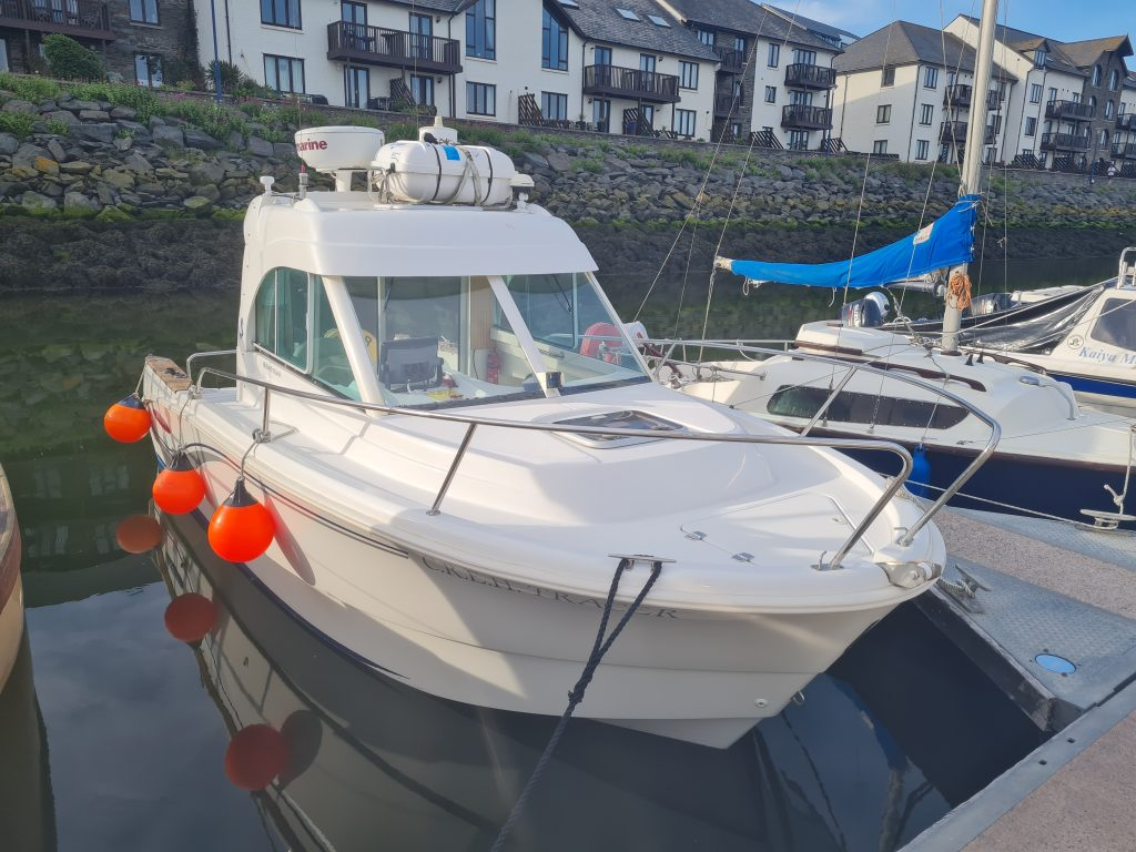"""Beneteau Antares 650 – """"Tracer"""""""