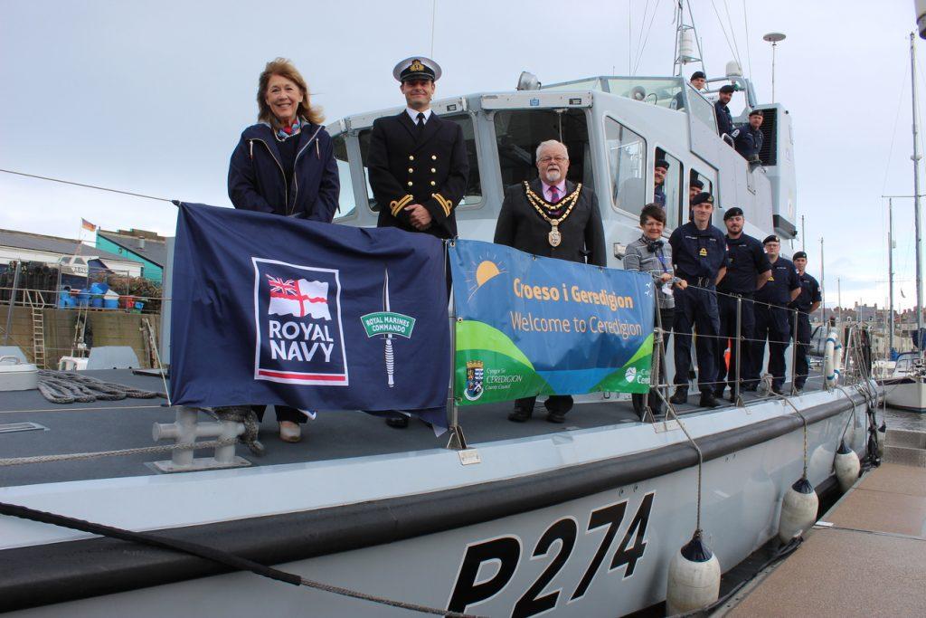 HMS Tracker2